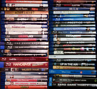 48 FILMS on BLU-RAY (EXCELLENT CONDITION) $10 each, 48 for $300