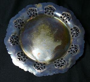 Silver plated Dish Gatineau Ottawa / Gatineau Area image 1