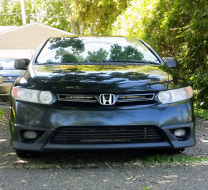 Honda civic coupe EX 2006
