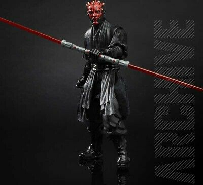 "Star Wars The Black Series Archive 6"" Action Figure Darth Maul NEW"
