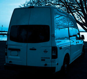 #vanlife for rent - for one or two humans
