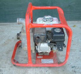 Honda GX120 Petrol Engine Driven 2 inch Water Pump, Portable