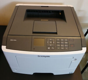 Lexmark MS510dn Laser Printer (Monochrome)