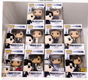 LOOKING FOR Pop Sherlock in Box