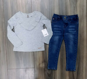 Brand new two-piece Hudson set - 2T