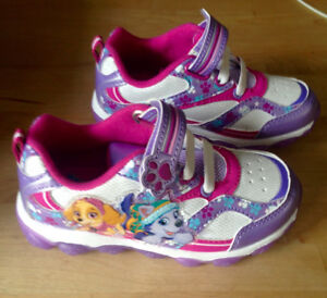 Brand new Paw Patrol runners toddler size 9