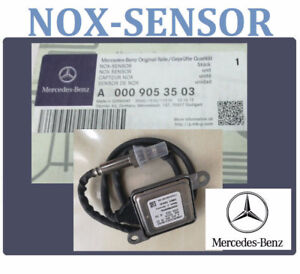 NOX SENSOR for Mercedes Benz BlueTec ML, GL, E, SPRINTER