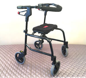 Excellent Nexus 3 Walker  Rollator SEE VIDEO