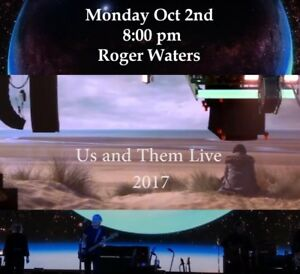Roger Waters Tickets Monday Oct 2nd Floor Seats