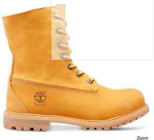 Timberlands Teddy Fleece Waterproof - Classic Wheat Colour