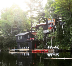 4 Season Cottage for sale on Opinicon Lake