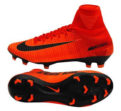 de5cea108 Nike Mercurial Superfly V DF FG 831940-616 Football Cleats Soccer Shoes SZ  12.5