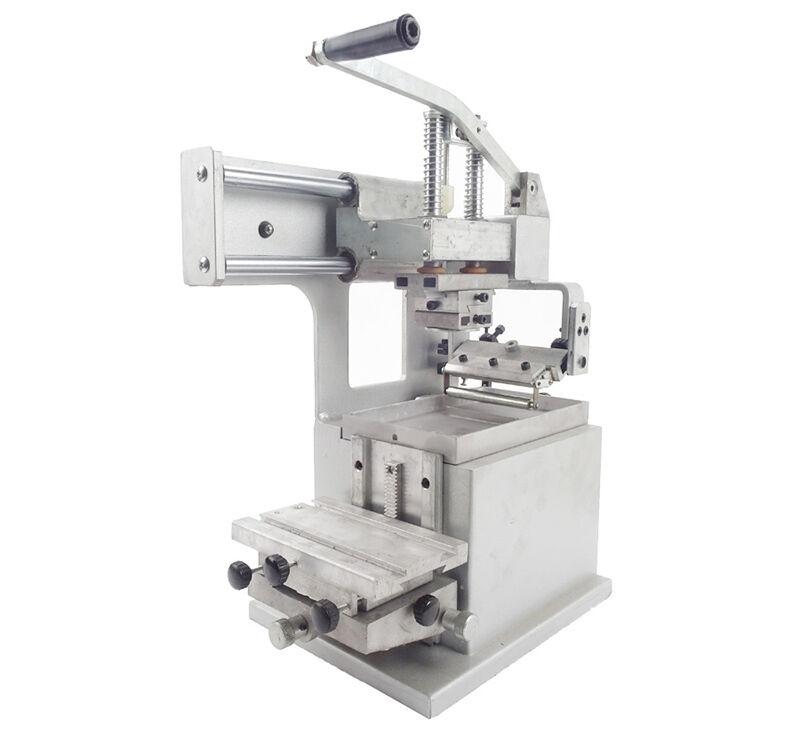 Manual Pad Printer, Pad Printing Machine, Label Logo DIY Transfer