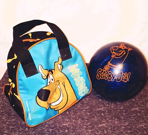 Scooby Doo Bowling Ball with Bag