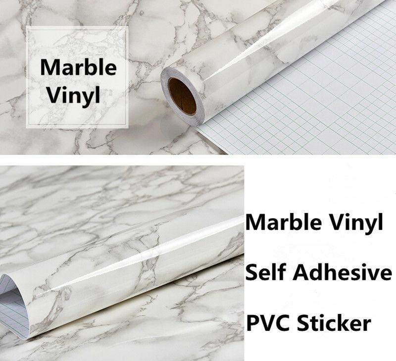 Marble Sticker Countertop Sticker Kitchen Cabinets Furniture