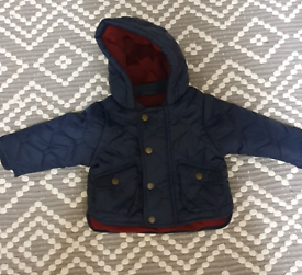 Marks and Spencer baby boy coat