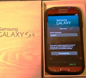 Samsung GALAXY S4 Smartphone for Sale