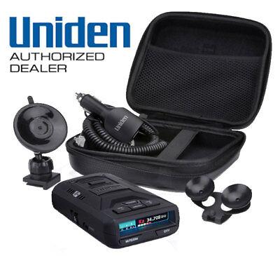Uniden R1 Extreme Range Radar Laser Detector 360 Degree : FACTORY AUTHORIZED
