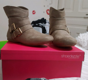 Women ankle boots size 8