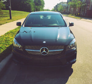 Lease Takeover 2015 CLA250 Sports pkg |  coupe