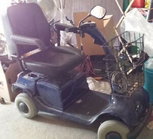 Fortress Power Scooter