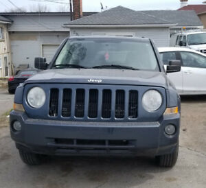 2007 Jeep Patriot