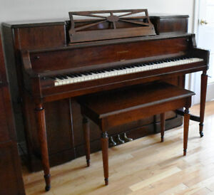 Apartment Sized Piano