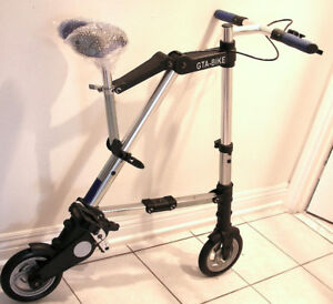 **Brand New Aluminum Folding Bike**