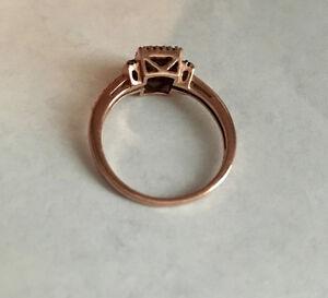 Rose Gold Engagement Ring Kitchener / Waterloo Kitchener Area image 3