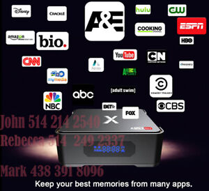 Amazon Fire TV Stick & Android TV Box Programming ~ Only $20.00!