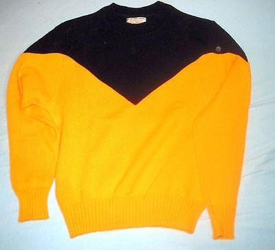 Chearleader Sweater US Grösse 40 Medium Bristol Fasching