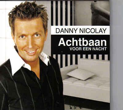 Danny nicolay-Achtbaan cd single