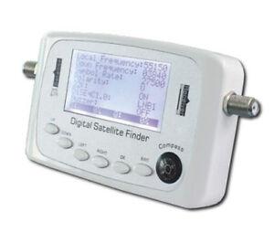 Appareil mesureur pour regler antenne parabole ideal pour camping pointeur sat ebay - Regler une parabole ...