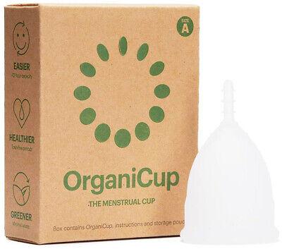 OrganiCup Los Menstrual Copa - Tamaño A