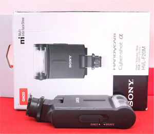 Flash HVL-F20M  for Sony a5000series, A6000 series, A7 series