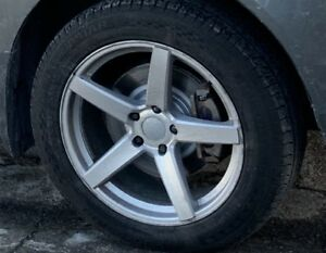 235/55/19 tires and rims