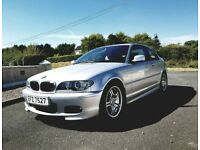 STUNNING ONE OFF BMW 318 2.0 M SPORT AUTO COUPE IMMACULATE A3 A4 A5 320 330 golf audi merc c180 clk