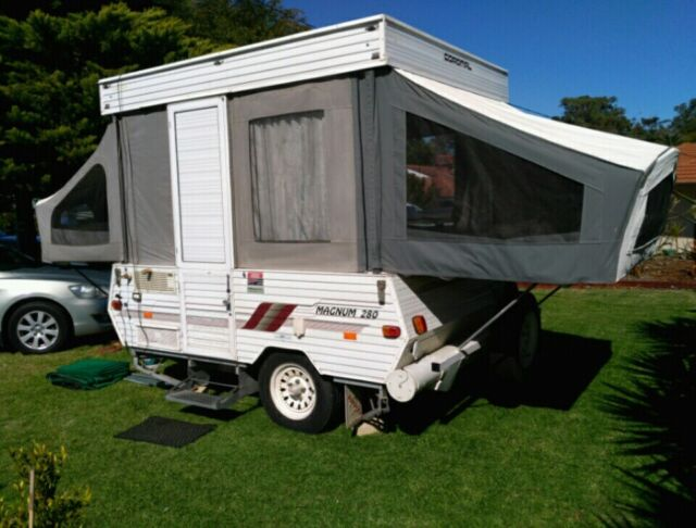 1995 Coromal Pop Top Camper Caravan Like Jayco Caravans Gumtree Australia Joondalup Area