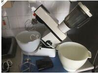 Kenwood chef 901 food processor mixer milk glass pyrex bowl liquidiser free local delivery