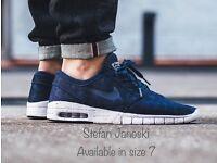 New Nike Stefan Janoski