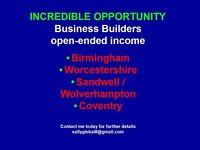 Incredible Opportunity