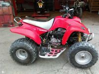 Apache 250 Quad bike