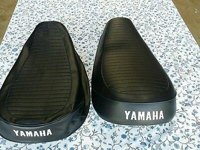 Used, YAMAHA DT360 A DT360C DT360B DT360A 1974 to1976 MODEL Seat Cover BLACK (Y42--n8) for sale  Tampa