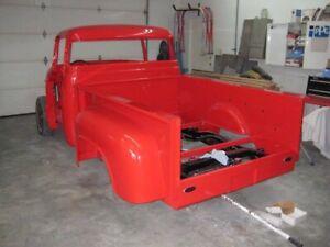 Dodge short box sides