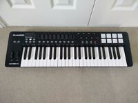 M-Audio Oxygen 49 MKIV usb midi keyboard controller 49 keys - HOUSE CLEARANCE