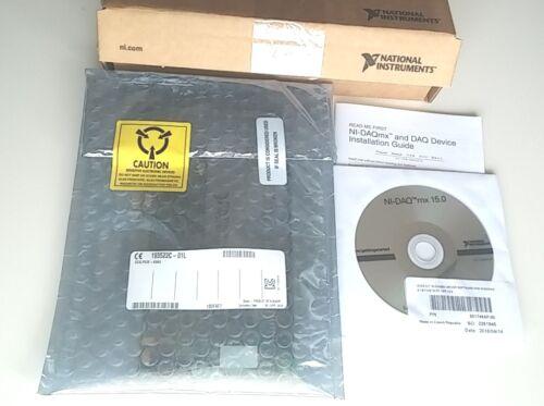 NI PCIe-6363 781056-01 multi-function DAQ card