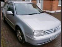 Breaking for spares vw golf gti mk4 APK engine