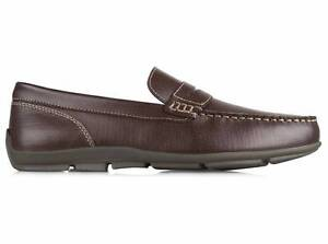 Tommy Hilfiger Men's Davey Loafer - Dark Brown Wetherill Park Fairfield Area Preview