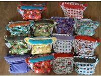 TotsBots Easyfit cloth nappy bundle