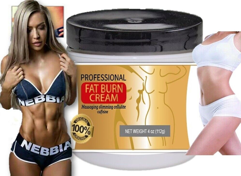 Hot Cream Fat Burner Loss Weight Belly Slimming Fitness Body